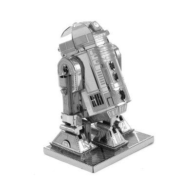 Creative Robot 3D Metal High-quality DIY Laser Cut Puzzles Jigsaw Model ToyModel &amp; Building Toys<br>Creative Robot 3D Metal High-quality DIY Laser Cut Puzzles Jigsaw Model Toy<br><br>Gender: Unisex<br>Materials: Metal<br>Package Contents: 1 x 3D Puzzle Model<br>Package size: 16.90 x 12.10 x 2.00 cm / 6.65 x 4.76 x 0.79 inches<br>Package weight: 0.0450 kg<br>Product size: 4.50 x 3.50 x 7.00 cm / 1.77 x 1.38 x 2.76 inches<br>Product weight: 0.0400 kg<br>Stem From: Other<br>Theme: Robots
