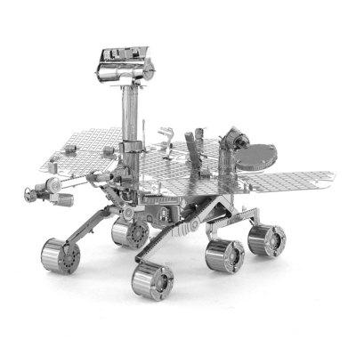 Creative Mars Rover 3D Metal High-quality DIY Laser Cut Puzzles Jigsaw Model Toy