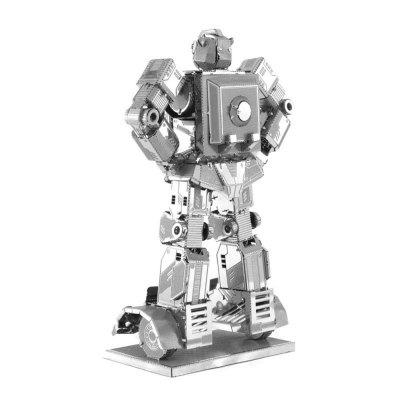 Creative Hornets Figure3D Metal High-quality DIY Laser Cut Puzzles Model ToyModel &amp; Building Toys<br>Creative Hornets Figure3D Metal High-quality DIY Laser Cut Puzzles Model Toy<br><br>Gender: Unisex<br>Materials: Metal<br>Package Contents: 1 x 3D Puzzle Model<br>Package size: 16.90 x 12.10 x 2.00 cm / 6.65 x 4.76 x 0.79 inches<br>Package weight: 0.0450 kg<br>Product size: 4.50 x 3.10 x 8.70 cm / 1.77 x 1.22 x 3.43 inches<br>Product weight: 0.0400 kg<br>Stem From: Other<br>Theme: Movie and TV