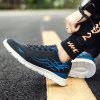 New Dragon-Running Men's Sneakers - BLUE