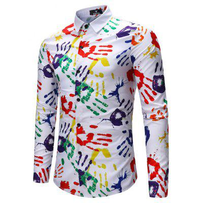 2018 New Mens Long Sleeve ShirtMens Shirts<br>2018 New Mens Long Sleeve Shirt<br><br>Collar: Turn-down Collar<br>Fabric Type: Broadcloth<br>Material: Linen<br>Package Contents: 1xshirt<br>Shirts Type: Casual Shirts<br>Sleeve Length: Full<br>Weight: 1.0000kg