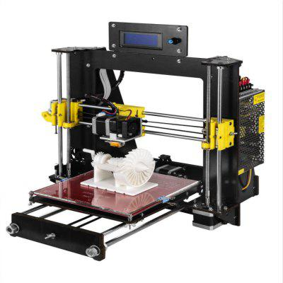 2018 NEW 3D Printer Prusa i3 Reprap MK8 DIY Kit MK2A Heatbed LCD Controller