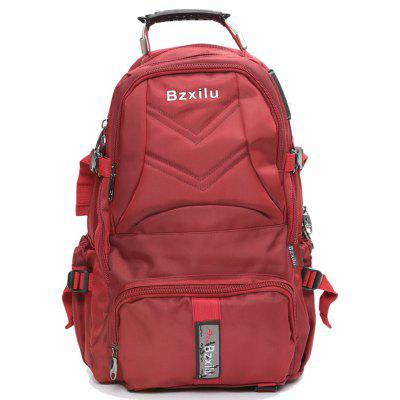 BZIXILU Men's Business Casual Travel Simple Climbing Backpack
