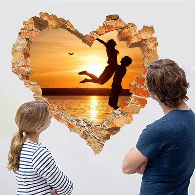 3D Wall Sticker Sky Ground Building Beautiful Landscape Decoration XQ040137Wall Stickers<br>3D Wall Sticker Sky Ground Building Beautiful Landscape Decoration XQ040137<br><br>Artists: Others<br>Color Scheme: Multicolor<br>Function: Decorative Wall Sticker, Wedding Sticker, 3D Effect<br>Material: Vinyl(PVC)<br>Package Contents: 1 x Wall Sticker<br>Package size (L x W x H): 64.00 x 6.20 x 6.20 cm / 25.2 x 2.44 x 2.44 inches<br>Package weight: 0.3750 kg<br>Product size (L x W x H): 60.00 x 58.00 x 0.30 cm / 23.62 x 22.83 x 0.12 inches<br>Product weight: 0.1130 kg<br>Quantity: 1<br>Subjects: Fashion,Leisure,Holiday,Cute,Landscape,3D,Romance<br>Suitable Space: Living Room,Bathroom,Bedroom,Dining Room,Office,Hotel,Cafes,Kids Room,Kids Room,Study Room / Office,Boys Room,Girls Room,Game Room<br>Type: 3D Wall Sticker