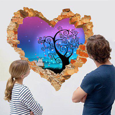 3D Wall Sticker Sky Ground Building Beautiful Landscape Decoration XQ040142Wall Stickers<br>3D Wall Sticker Sky Ground Building Beautiful Landscape Decoration XQ040142<br><br>Artists: Others<br>Color Scheme: Multicolor<br>Function: Decorative Wall Sticker, Wedding Sticker, 3D Effect<br>Material: Vinyl(PVC)<br>Package Contents: 1 x  Wall Sticker<br>Package size (L x W x H): 64.00 x 6.20 x 6.20 cm / 25.2 x 2.44 x 2.44 inches<br>Package weight: 0.3750 kg<br>Product size (L x W x H): 60.00 x 58.00 x 0.30 cm / 23.62 x 22.83 x 0.12 inches<br>Product weight: 0.1130 kg<br>Quantity: 1<br>Subjects: Fashion,Leisure,Holiday,Cute,Cartoon,Abstract,Flower,3D,Romance<br>Suitable Space: Living Room,Bathroom,Bedroom,Dining Room,Office,Hotel,Cafes,Kids Room,Kids Room,Study Room / Office,Boys Room,Girls Room,Game Room<br>Type: 3D Wall Sticker