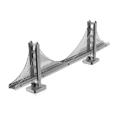 3D Metal Model Bridge Kit Puzzle