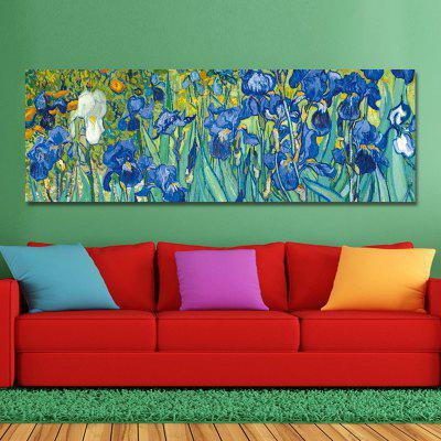 DYC 10927 Flower Landscape Print ArtPrints<br>DYC 10927 Flower Landscape Print Art<br><br>Craft: Print<br>Form: One Panel<br>Material: Canvas<br>Package Contents: 1 x Print<br>Package size (L x W x H): 44.00 x 9.00 x 9.00 cm / 17.32 x 3.54 x 3.54 inches<br>Package weight: 0.4200 kg<br>Painting: Without Inner Frame<br>Product size (L x W x H): 40.00 x 120.00 x 1.00 cm / 15.75 x 47.24 x 0.39 inches<br>Product weight: 0.2800 kg<br>Shape: Horizontal<br>Style: Beads, Plant / Flower, Natural<br>Subjects: Flower<br>Suitable Space: Garden,Living Room,Bedroom,Dining Room,Office,Hotel
