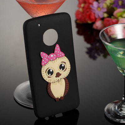 Case for Moto G5 Plus Owl Soft ShellCases &amp; Leather<br>Case for Moto G5 Plus Owl Soft Shell<br><br>Compatible Model: Moto G5 Plus<br>Features: Back Cover<br>Material: TPU<br>Package Contents: 1 x Phone Case<br>Package size (L x W x H): 20.00 x 10.00 x 2.00 cm / 7.87 x 3.94 x 0.79 inches<br>Package weight: 0.0300 kg<br>Product Size(L x W x H): 18.00 x 9.00 x 1.00 cm / 7.09 x 3.54 x 0.39 inches<br>Product weight: 0.0100 kg<br>Style: Novelty