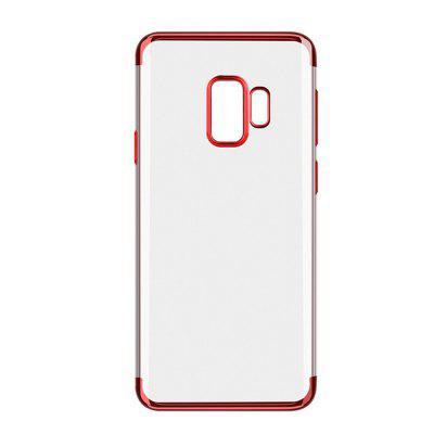 Cover Case for Samsung Galaxy S9 Plating Ultra Thin Electroplating HardSamsung S Series<br>Cover Case for Samsung Galaxy S9 Plating Ultra Thin Electroplating Hard<br><br>Features: Back Cover, Button Protector, Dirt-resistant<br>Material: TPU<br>Package Contents: 1 x Phone Case<br>Package size (L x W x H): 20.00 x 10.00 x 1.00 cm / 7.87 x 3.94 x 0.39 inches<br>Package weight: 0.0250 kg<br>Product size (L x W x H): 18.00 x 8.00 x 0.60 cm / 7.09 x 3.15 x 0.24 inches<br>Product weight: 0.0200 kg<br>Style: Contrast Color, Fashion, Ultra-thin, Cool