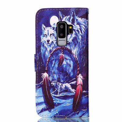 Flip Phone Case Cover for Samsung Galaxy S9 Plus PU Wolf  Graffiti  Leather CardSamsung S Series<br>Flip Phone Case Cover for Samsung Galaxy S9 Plus PU Wolf  Graffiti  Leather Card<br><br>Compatible with: Samsung Galaxy S9 Plus<br>Features: Vertical Top Flip Case, Full Body Cases, Bumper Frame, With Credit Card Holder, Anti-knock<br>For: Samsung Mobile Phone<br>Material: PU Leather, TPU<br>Package Contents: 1 x Case<br>Package size (L x W x H): 18.00 x 9.00 x 2.00 cm / 7.09 x 3.54 x 0.79 inches<br>Package weight: 0.0800 kg<br>Product size (L x W x H): 18.00 x 9.00 x 1.50 cm / 7.09 x 3.54 x 0.59 inches<br>Product weight: 0.0750 kg<br>Style: Vintage, Colorful, Funny, Contrast Color, Stripe Pattern, Cartoon, Cute, Leather, Fashion, Floral, Animal, Pattern