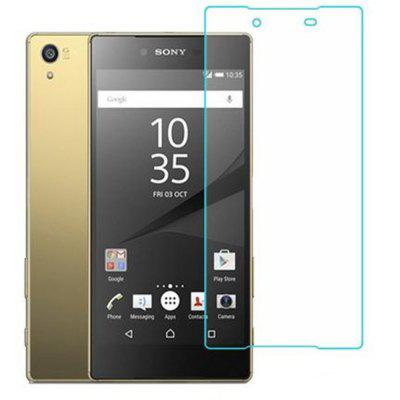 For SONY Z5premium New Protection Vision High Definition Anti Scraping Steel Glass Film 259680101