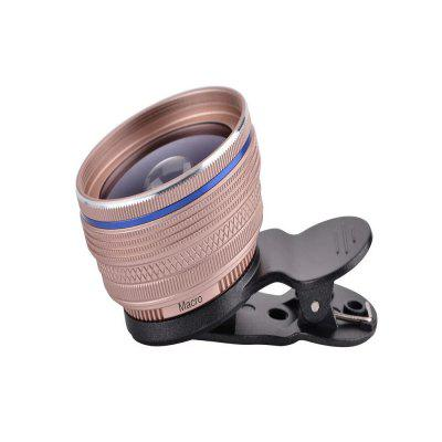 Ultra Wide Wide Angle Phone Lens Macro Camera  Suitable for Mobile Phone Tablet PC