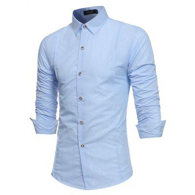 2018 Spring Summer New Mens  Fashion Dark Print Long Sleeve ShirtMens Shirts<br>2018 Spring Summer New Mens  Fashion Dark Print Long Sleeve Shirt<br><br>Collar: Turn-down Collar<br>Material: Cotton Blends<br>Package Contents: 1 x Shirt<br>Shirts Type: Casual Shirts<br>Sleeve Length: Full<br>Weight: 0.2500kg