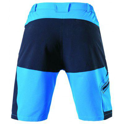 Realtoo Mens Sports Outdoors Jogging Casual Active ShortsWeight Lifiting Clothes<br>Realtoo Mens Sports Outdoors Jogging Casual Active Shorts<br><br>Material: Polyester<br>Package Contents: 1 x Outdoors shorts<br>Pattern Type: Patchwork<br>Weight: 0.2650kg