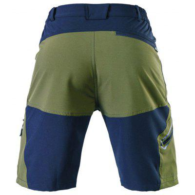 Realtoo Mens Sports Outdoors Jogging Casual Active ShortsWeight Lifiting Clothes<br>Realtoo Mens Sports Outdoors Jogging Casual Active Shorts<br><br>Material: Polyester<br>Package Contents: 1 x Outdoors shorts<br>Pattern Type: Patchwork<br>Weight: 0.2800kg