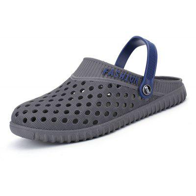 Hollow Breathable Casual Hole Men's Sandals