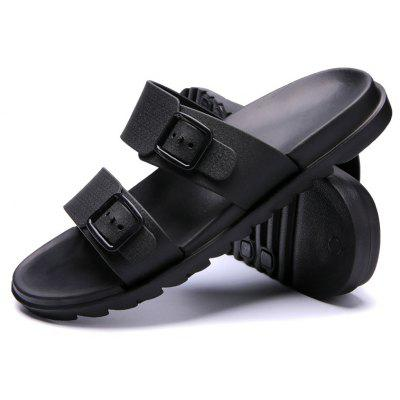 EVA Ultra Light Casual Fashion Mens SlippersMens Slippers<br>EVA Ultra Light Casual Fashion Mens Slippers<br><br>Available Size: 40-44<br>Embellishment: None<br>Gender: For Men<br>Outsole Material: Rubber<br>Package Contents: 1xShoes(pair)<br>Pattern Type: Solid<br>Season: Summer, Spring/Fall, Winter<br>Slipper Type: Outdoor<br>Style: Leisure<br>Upper Material: PU<br>Weight: 1.3640kg