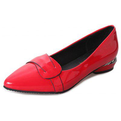 Shallow Mouthed Shingle Professional Women's Shoes