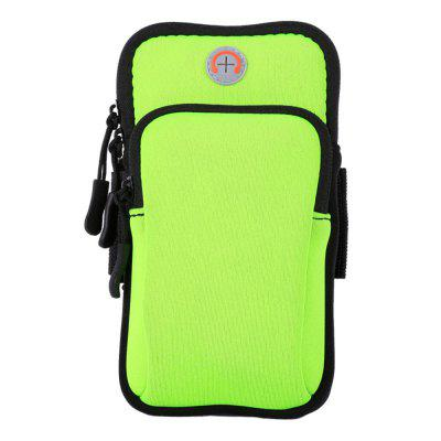 Unisex Outdoor Sports Phone Wrist Portable Bags