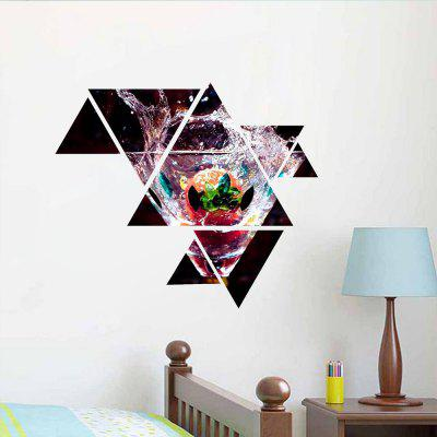 Fashion Wall Stickers Creative Fruit XQ020009 140 page note paper creative fruit design