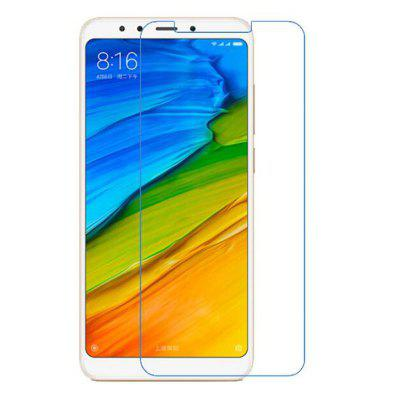Buy 9H 2.5D Anti-Explosion Tempered Glass Screen Protector Film Guard for Xiaomi Redmi 5 Plus 5.99 Inch TRANSPARENT for $2.69 in GearBest store