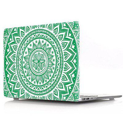 Laptop Mandala Flower Blue Purple Hard Case for Macbook Air 13.3 inchMac Cases/Covers<br>Laptop Mandala Flower Blue Purple Hard Case for Macbook Air 13.3 inch<br><br>Color: Green,Brown,Rose Madder<br>Compatible with: MacBook Air 13.3 inch<br>Package Contents: 1 x Case<br>Package size (L x W x H): 37.00 x 27.00 x 2.00 cm / 14.57 x 10.63 x 0.79 inches<br>Package weight: 0.3200 kg<br>Product size (L x W x H): 36.00 x 26.00 x 2.00 cm / 14.17 x 10.24 x 0.79 inches<br>Product weight: 0.3000 kg