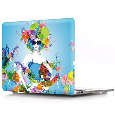 Charming Fantasy Girl Pattern Laptop Hard Case for Macbook Air 13.3 inchMac Cases/Covers<br>Charming Fantasy Girl Pattern Laptop Hard Case for Macbook Air 13.3 inch<br><br>Color: Blue,Light blue,Light yellow<br>Compatible with: MacBook Air 13.3 inch<br>Package Contents: 1 x Case<br>Package size (L x W x H): 37.00 x 28.00 x 2.00 cm / 14.57 x 11.02 x 0.79 inches<br>Package weight: 0.3200 kg<br>Product size (L x W x H): 37.00 x 27.00 x 2.00 cm / 14.57 x 10.63 x 0.79 inches<br>Product weight: 0.3000 kg