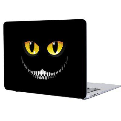 Amusing Cat Laptop Body Shell PC Protective Hard  for Macbook Air 13.3 InchMac Cases/Covers<br>Amusing Cat Laptop Body Shell PC Protective Hard  for Macbook Air 13.3 Inch<br><br>Color: Black,Blue,Green<br>Compatible with: MacBook Air 13.3 inch<br>Material: plastic<br>Package Contents: 1 x  Case<br>Package size (L x W x H): 37.00 x 26.00 x 2.00 cm / 14.57 x 10.24 x 0.79 inches<br>Package weight: 0.3300 kg<br>Product size (L x W x H): 36.00 x 25.00 x 2.00 cm / 14.17 x 9.84 x 0.79 inches<br>Product weight: 0.3200 kg