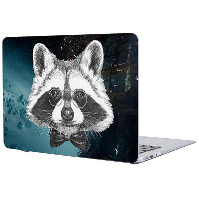 Amusing Cat Laptop Body Shell PC Protective Hard  for Macbook Air 13.3 Inch laptop palmrest