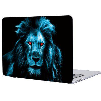 Flaming Lion Laptop Body Shell PC Protective Hard for Macbook Air 13.3 Inch laptop palmrest