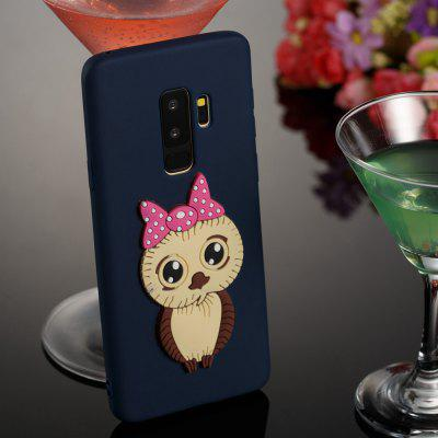 Case for Samsung Galaxy S9 Plus Owl Soft ShellSamsung S Series<br>Case for Samsung Galaxy S9 Plus Owl Soft Shell<br><br>Features: Back Cover<br>Material: TPU<br>Package Contents: 1 x Phone Case<br>Package size (L x W x H): 20.00 x 10.00 x 2.00 cm / 7.87 x 3.94 x 0.79 inches<br>Package weight: 0.0300 kg<br>Product size (L x W x H): 18.00 x 9.00 x 1.00 cm / 7.09 x 3.54 x 0.39 inches<br>Product weight: 0.0100 kg<br>Style: Novelty