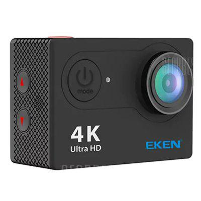 EKEN H9 Ultra HD 4K Sport Action Camera Underwater 170 Degree Lens Black endocrine organ model model of human organs pituitary thyroid adrenal testicular endocrinology teaching model