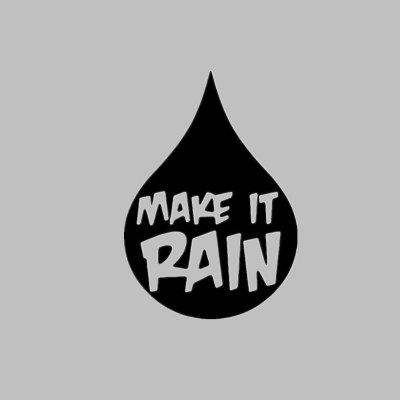 Buy DSU MAKE IT RAIN Toilet Bathroom Funny Vinyl Stickers Decorations, BLACK, 20X15CM, Home & Garden, Home Decors, Wall Art, Wall Stickers for $2.59 in GearBest store