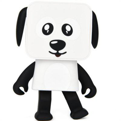 Cartoon Dancing Machine Dog Multi Function Bluetooth Speaker