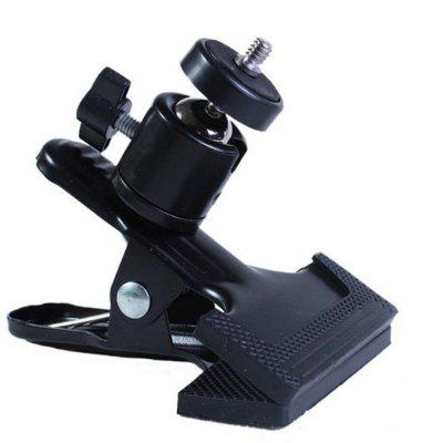 Mount Stand Adapter Multi-function Flash Lighting Clamp for Gopro Hero / YI / SJ
