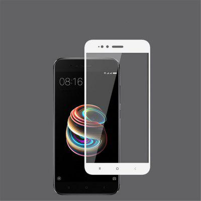 Full Cover Tempered Glass for Xiaomi Mi A1 5.5 Inch Screen Protector benks tempered glass for xiaomi 5 2 5d radians screen protector