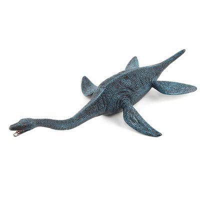 Plastic High Simulation Plesiosaurs  Model Toy Static Figures Decoration Action