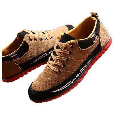 The New Summer Sports ShoesCasual Shoes<br>The New Summer Sports Shoes<br><br>Available Size: 39.40.42.43.44<br>Closure Type: Lace-Up<br>Embellishment: Letter<br>Gender: For Men<br>Outsole Material: Rubber<br>Package Contents: 1X shoes (pair)<br>Pattern Type: Others<br>Season: Summer, Winter, Spring/Fall<br>Toe Shape: Round Toe<br>Toe Style: Closed Toe<br>Upper Material: Cotton Fabric<br>Weight: 2.4684kg