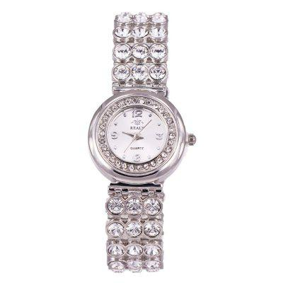 Women Steel Belt Quartz Watch