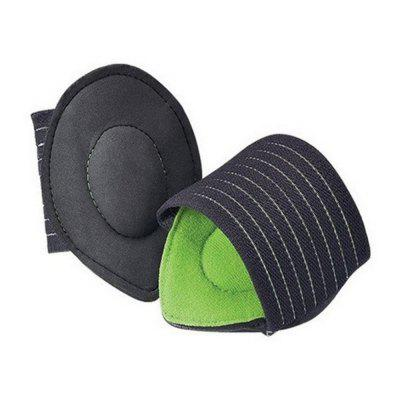 Soft and Comfortable Massager Forefoot Non-slip Foot Pad Care 2PCS