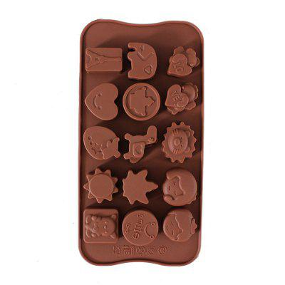 New Hot Wood Horse Miscellaneous Figure Chocolate Silicone Cake Baking Mold 1PCSCake Molds<br>New Hot Wood Horse Miscellaneous Figure Chocolate Silicone Cake Baking Mold 1PCS<br><br>Material: Silicone<br>Package Contents: 1 x Silicone Chocolate Mold<br>Package size (L x W x H): 25.00 x 15.00 x 10.00 cm / 9.84 x 5.91 x 3.94 inches<br>Package weight: 0.0550 kg<br>Product size (L x W x H): 21.50 x 10.70 x 1.50 cm / 8.46 x 4.21 x 0.59 inches<br>Product weight: 0.0500 kg<br>Type: Bakeware