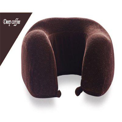 New Soft and Comfortable Polyurethane U PillowHome Gadgets<br>New Soft and Comfortable Polyurethane U Pillow<br><br>Materials: Polyester, PU<br>Package Contents: 1xU type pillow<br>Package Size(L x W x H): 30.00 x 30.00 x 10.00 cm / 11.81 x 11.81 x 3.94 inches<br>Package weight: 0.2000 kg<br>Product Size(L x W x H): 30.00 x 30.00 x 10.00 cm / 11.81 x 11.81 x 3.94 inches<br>Product weight: 0.2000 kg
