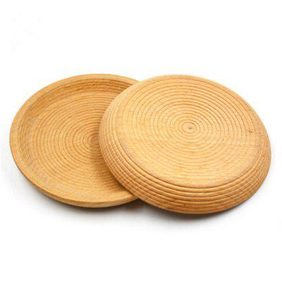 Threaded Whole Wood Dessert DishDinnerware<br>Threaded Whole Wood Dessert Dish<br><br>Available Color: Wood Color<br>Material: Wooden<br>Package Contents: 1 x Wooden Dessert Plate<br>Package size (L x W x H): 12.00 x 12.00 x 2.00 cm / 4.72 x 4.72 x 0.79 inches<br>Package weight: 0.2300 kg<br>Product size (L x W x H): 0.26 x 12.00 x 2.00 cm / 0.1 x 4.72 x 0.79 inches<br>Product weight: 0.1000 kg<br>Type: Dinnerware