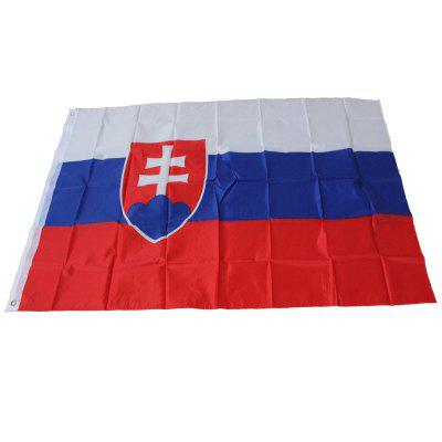Slovakia Flag And Banners National Country Banner Home Decoration