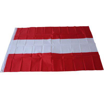 Austria Flag Indoor Outdoor Office / Events / Parade / Holiday / Home Decoration
