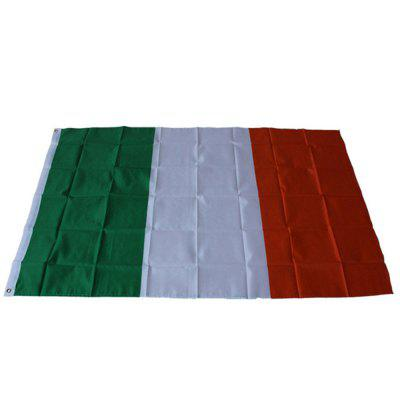 Irish Flag Banner Celebration Indoor and Outdoor Decoration