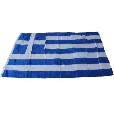 Greece Flag Standard Banner Outdoor Interior Home Decoration
