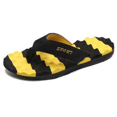 Cool And Comfortable Fashion Casual Men's Slippers
