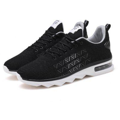 Fashion Mesh Breathable Casual Air Cushion Sports Mens ShoesMen's Sneakers<br>Fashion Mesh Breathable Casual Air Cushion Sports Mens Shoes<br><br>Available Size: 39-44<br>Closure Type: Lace-Up<br>Embellishment: None<br>Gender: For Men<br>Outsole Material: Rubber<br>Package Contents: 1xShoes(pair)<br>Pattern Type: Others<br>Season: Summer, Winter, Spring/Fall<br>Toe Shape: Round Toe<br>Toe Style: Closed Toe<br>Upper Material: Cotton Fabric<br>Weight: 1.3640kg
