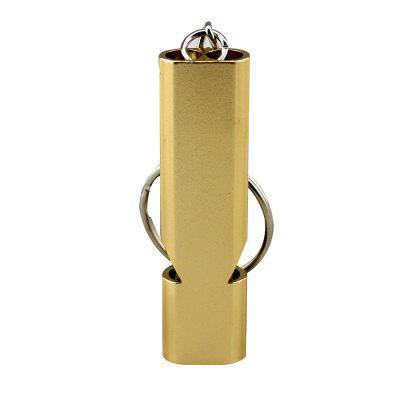 Outdoor Double Tube Light Pitch Whistle Flat Rate